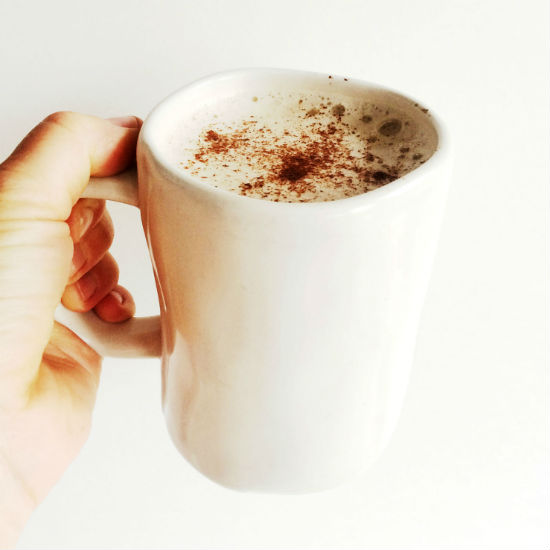 How to Make a Healthier Latte at Home