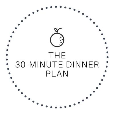 One Week of 30-Minute Dinners