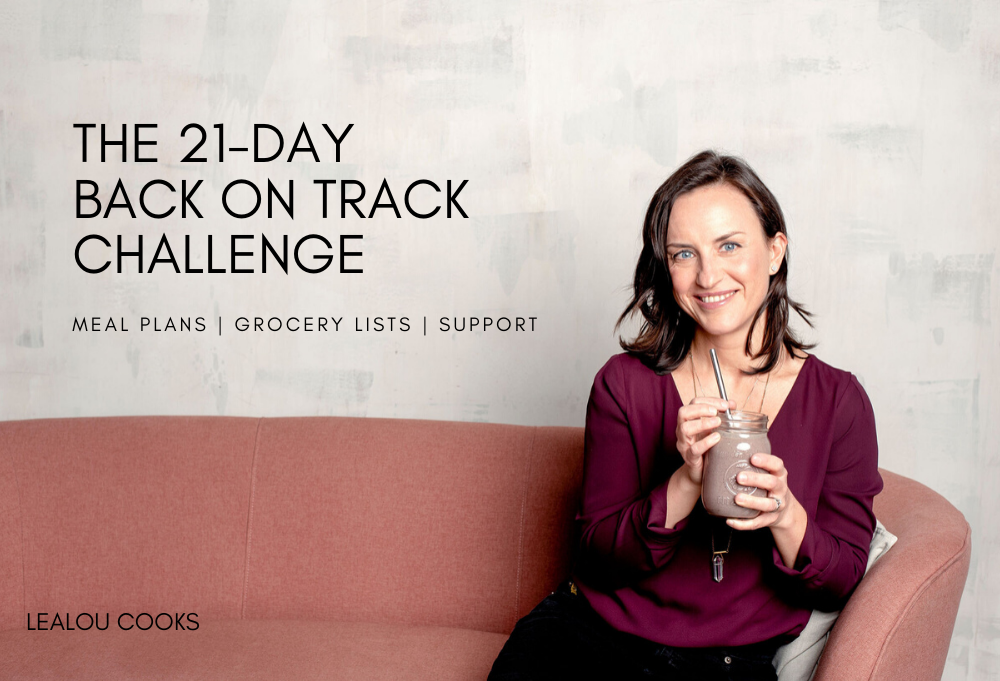 The Back on Track Challenge