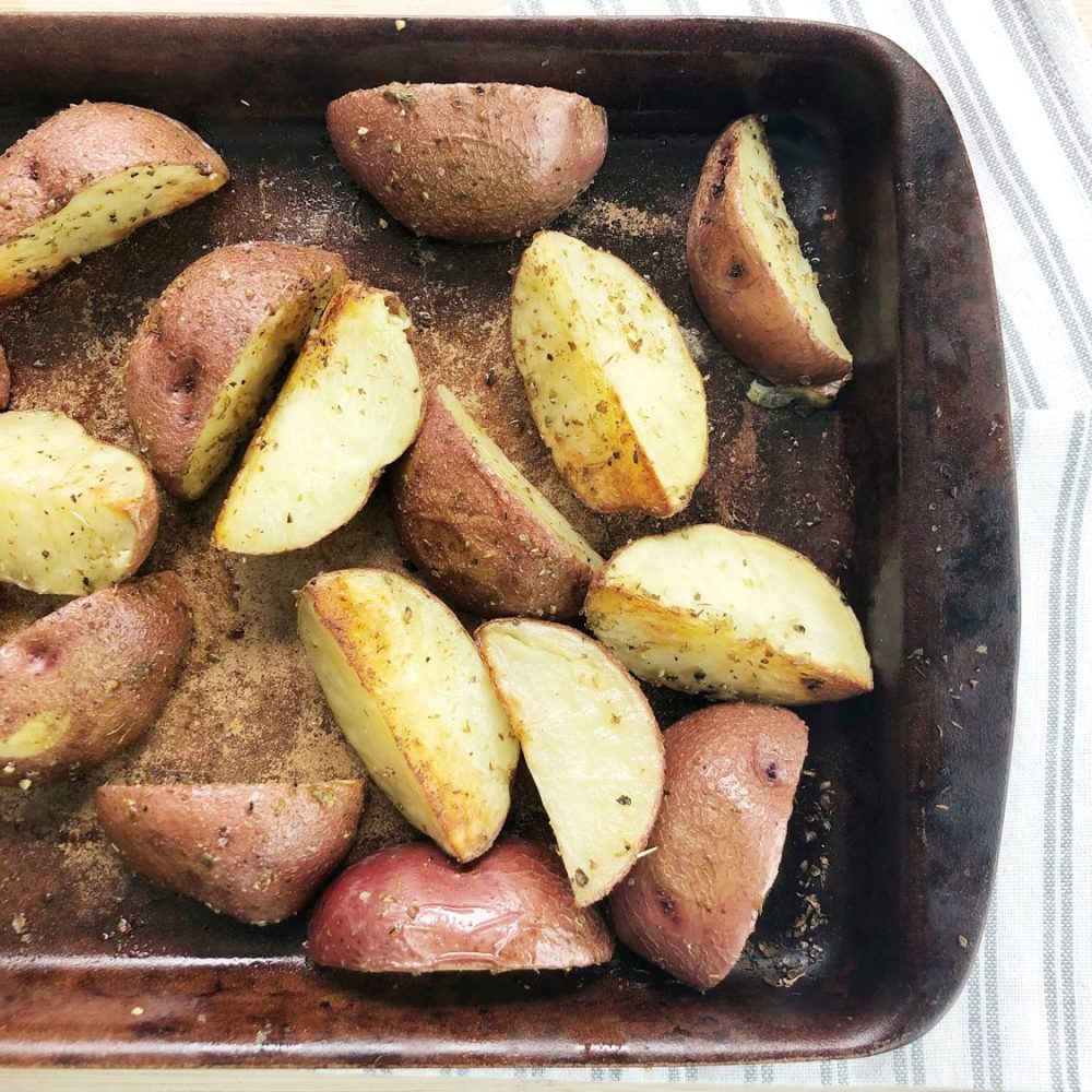 Simple Roasted Potatoes Recipe