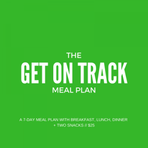 whole food meal plan