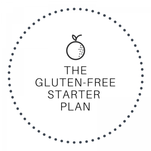 The Gluten-Free Starter Meal Plan